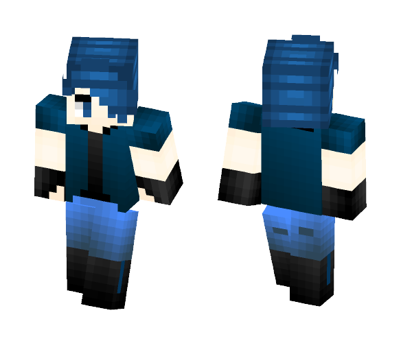 Apocalypse Survivor - Male Minecraft Skins - image 1