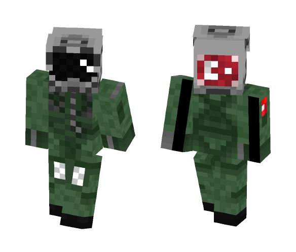Türk Pilot - Turkish Army Pilot - Interchangeable Minecraft Skins - image 1