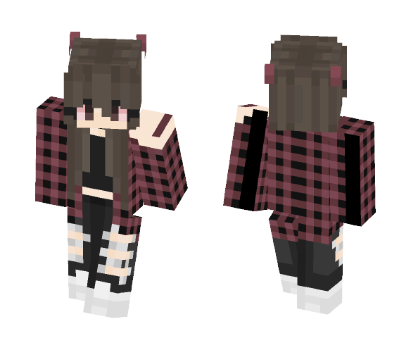 cae7bfa6d5b29 Download » PVP Devil Girl? « Minecraft Skin for Free ...