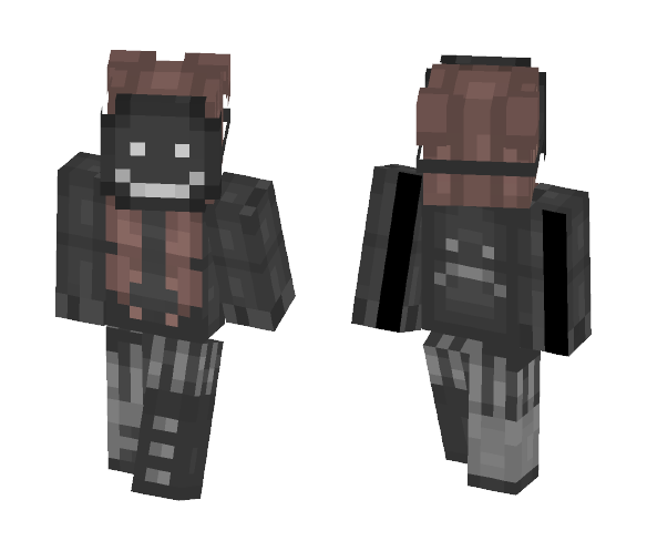 I'm actually sad or happy idk - Female Minecraft Skins - image 1