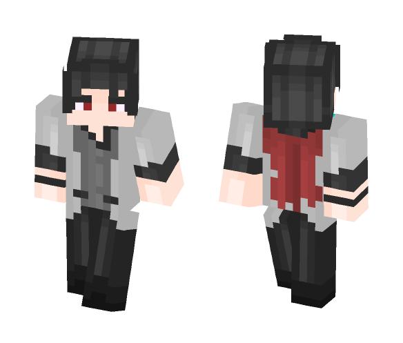 Qrow Branwen / RWBY - Male Minecraft Skins - image 1