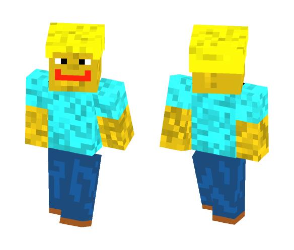 John Boobie - Male Minecraft Skins - image 1