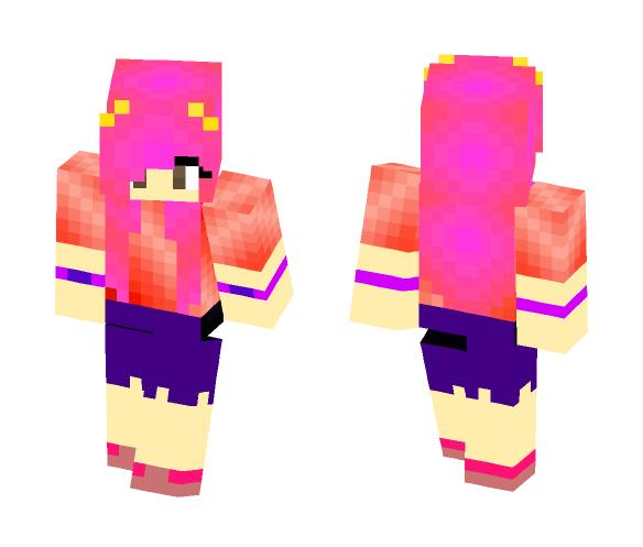 Flower Girl - Female Minecraft Skins - image 1