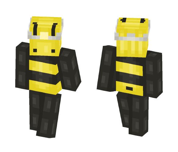 Download Queen Bee Minecraft Skin for Free