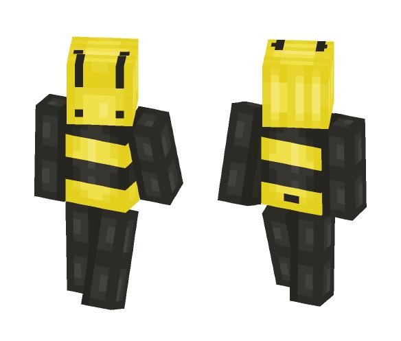 Download Worker Bee Minecraft Skin for Free  SuperMinecraftSkins