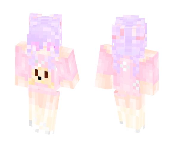 ◊Little Pastel Bright Smile◊ - Female Minecraft Skins - image 1