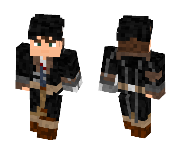 Jacob Frye (Assassin's Creed) - Male Minecraft Skins - image 1