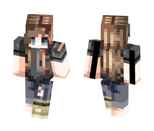 Maybe I just need to change - Female Minecraft Skins - image 1