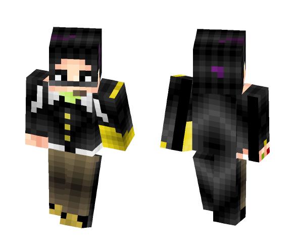 Sir Crocodile (Mr.0) - Male Minecraft Skins - image 1