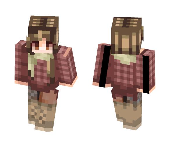 Lies, don't wanna know... - Female Minecraft Skins - image 1