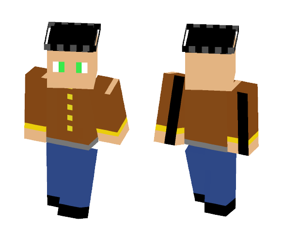 Detective - Male Minecraft Skins - image 1