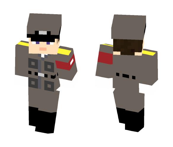 Waffen SS - Male Minecraft Skins - image 1