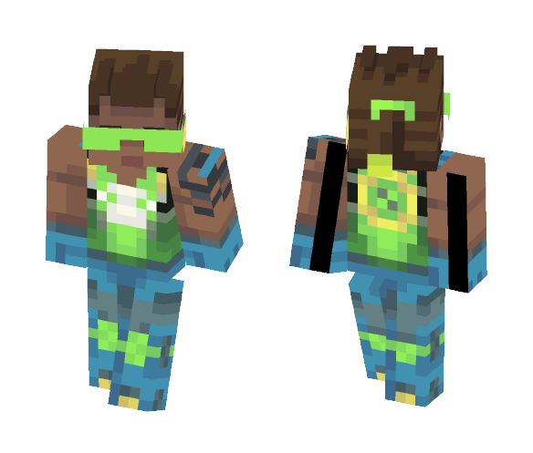 Oh let's break it DOWN! - Male Minecraft Skins - image 1