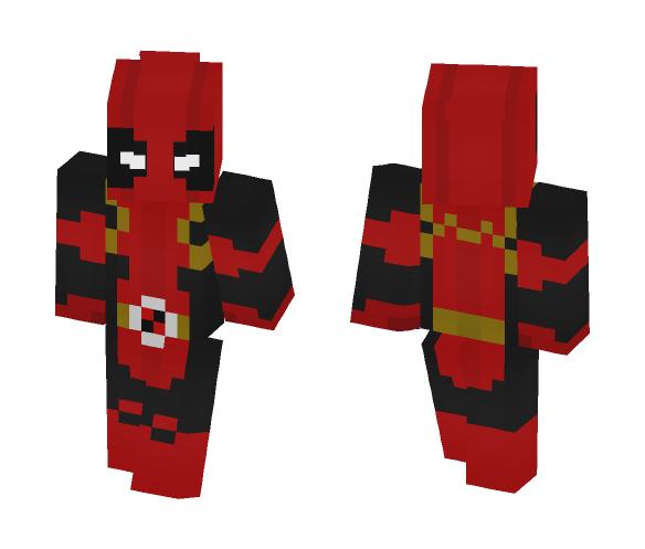 Deadpool (Wade) (Marvel) - Comics Minecraft Skins - image 1