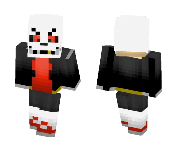 EyebrowFell Sans - Male Minecraft Skins - image 1