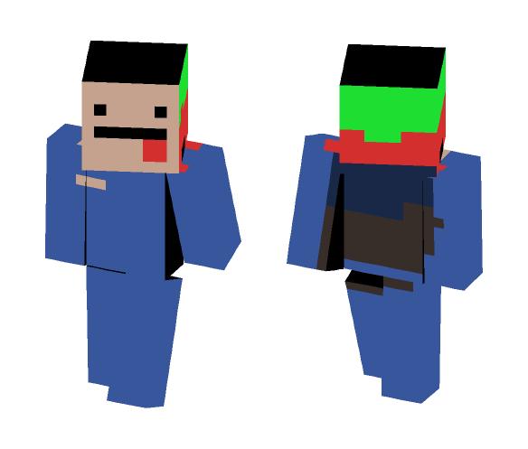 skin base entry - Male Minecraft Skins - image 1