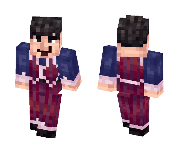 Robbie Rotten (Lazy Town) - Male Minecraft Skins - image 1