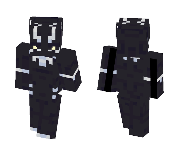 Black Panther- Civil War - Comics Minecraft Skins - image 1