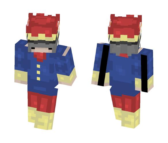 Nutcracker .-. - Interchangeable Minecraft Skins - image 1