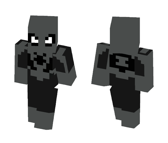 Get black spider boy minecraft skin for free superminecraftskins black spider boy publicscrutiny Image collections