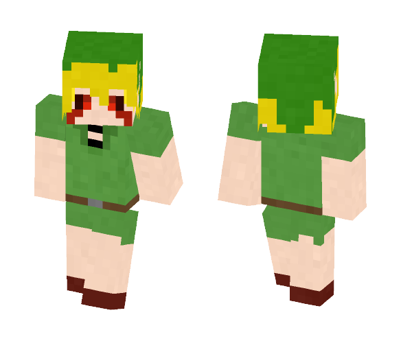 Download Ben Drowned [Creepypasta] Minecraft Skin for Free