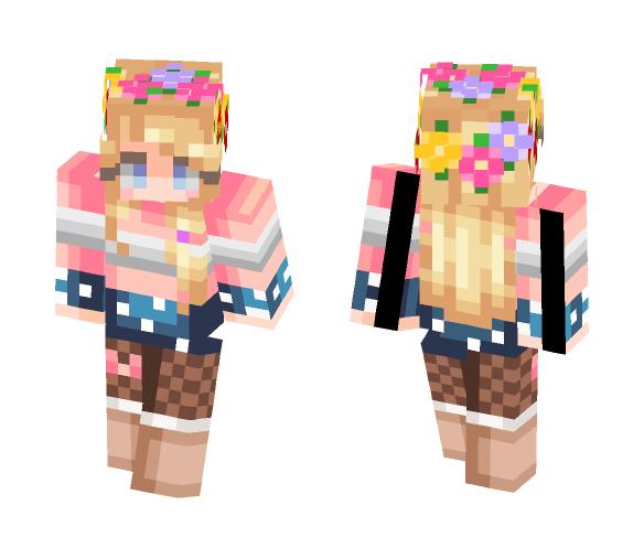 Alba~Arψεmis♠~♥ - Female Minecraft Skins - image 1