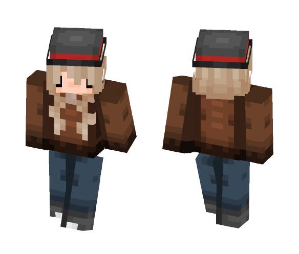 Carrier~ Chibi Series - Female Minecraft Skins - image 1