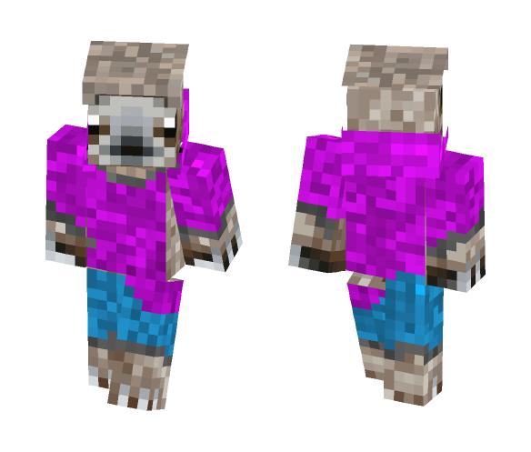 Ok I made my skin XD - Male Minecraft Skins - image 1