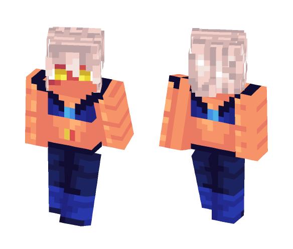 !SU SPOILERS! Skinny Jasper - Female Minecraft Skins - image 1
