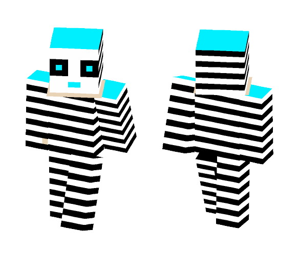 The Safe Stalker - Interchangeable Minecraft Skins - image 1