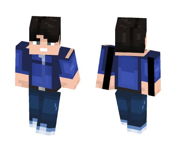 Jim Lake - Trollhunters - Male Minecraft Skins - image 1