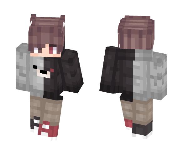 Pandaeneum - Male Minecraft Skins - image 1