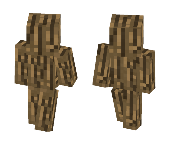 wood - Male Minecraft Skins - image 1
