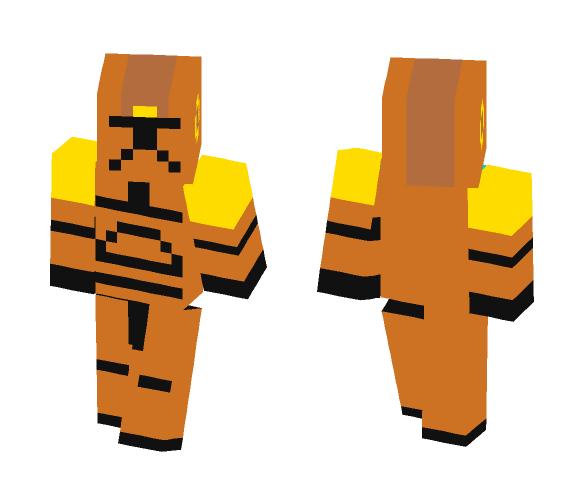 Geonosis Trooper - Male Minecraft Skins - image 1