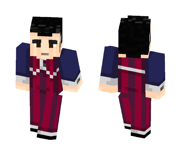 Robbie Rotten - Male Minecraft Skins - image 1