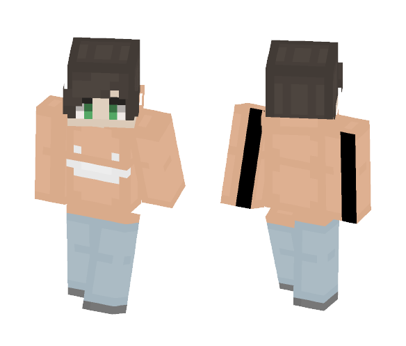A HUMAN BEING - Male Minecraft Skins - image 1