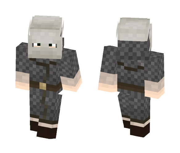 Another Norman Knight - Interchangeable Minecraft Skins - image 1