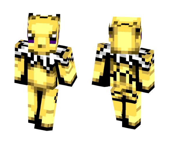 PMC Members - Matt The Jolteon - Male Minecraft Skins - image 1