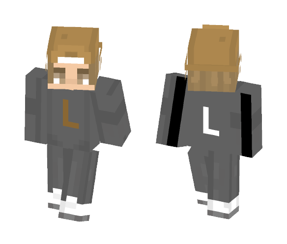 ~Taking L's~ - Male Minecraft Skins - image 1