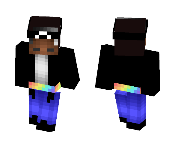The Master - Male Minecraft Skins - image 1