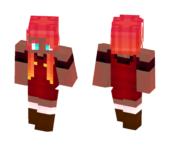 Faith - Female Minecraft Skins - image 1