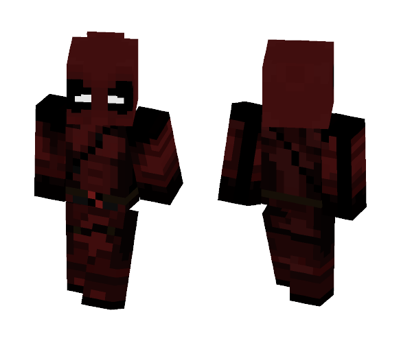 Deadpool 2017 - Comics Minecraft Skins - image 1