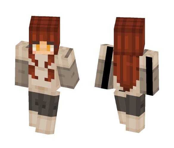Mystic Messenger - Female Minecraft Skins - image 1