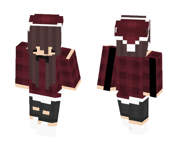 ~Trader~ GUYS COME TO MEEE - Female Minecraft Skins - image 1