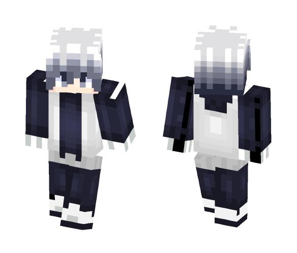 Navy Blue Boy ~ Nezu' Creation ⇐ - Boy Minecraft Skins - image 1