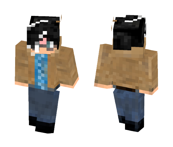 Download Request Harry Potter Minecraft Skin For Free