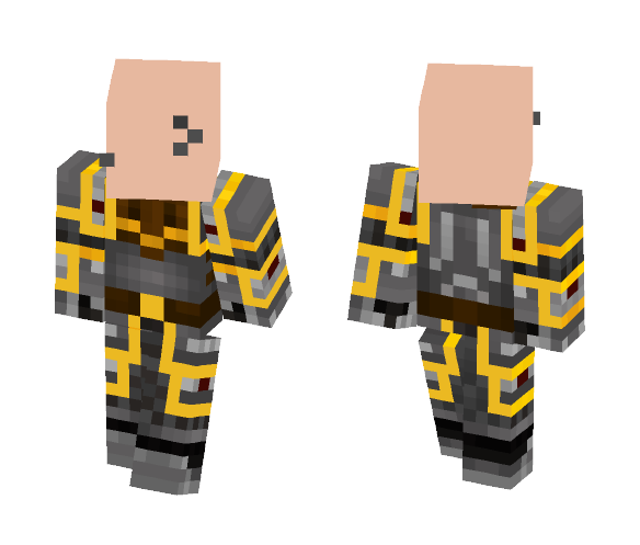 Steel Mountian Royal Guard - Male Minecraft Skins - image 1