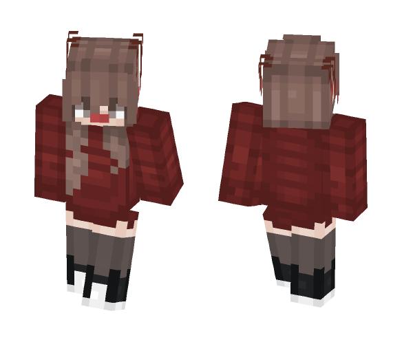z christmas skin christmas minecraft skins image 1 - Christmas Skins For Minecraft