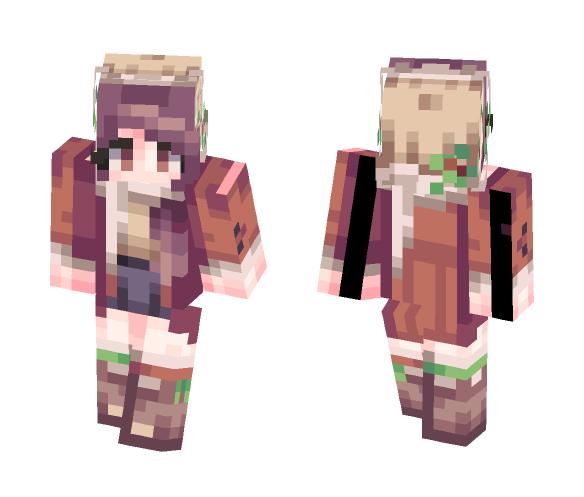 Kheise-mas Time! [ FS ] - Female Minecraft Skins - image 1