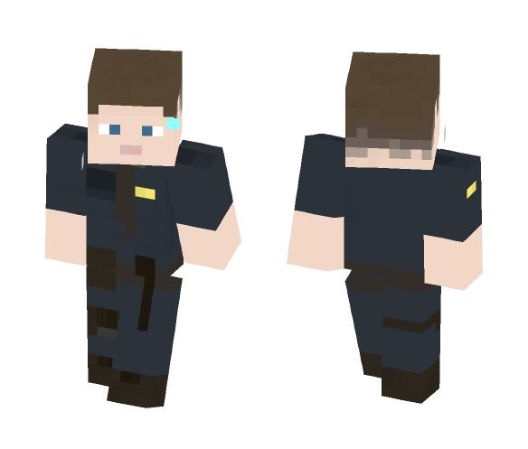 Russian Ohrana(Security) - Male Minecraft Skins - image 1